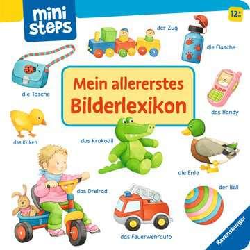 Mein allererstes Bilderlexikon Kinderbücher;Babybücher und Pappbilderbücher - Bild 1 - Ravensburger