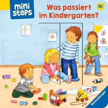 31708 Babybücher und Pappbilderbücher Was passiert im Kindergarten? von Ravensburger 1