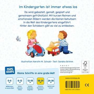 31708 Babybücher und Pappbilderbücher Was passiert im Kindergarten? von Ravensburger 3