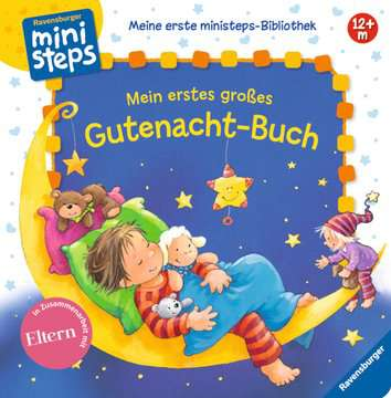 31711 Babybücher und Pappbilderbücher Mein erstes großes Gutenacht-Buch von Ravensburger 1