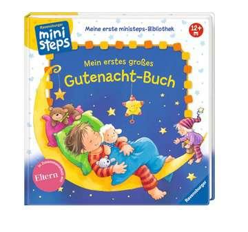 Mein erstes großes Gutenacht-Buch Kinderbücher;Babybücher und Pappbilderbücher - Bild 2 - Ravensburger