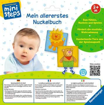 Mein allererstes Nuckelbuch Kinderbücher;Babybücher und Pappbilderbücher - Bild 3 - Ravensburger