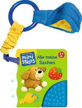 Mein erstes Buggy-Beißbuch: Alle meine Sachen Kinderbücher;Babybücher und Pappbilderbücher - Bild 1 - Ravensburger