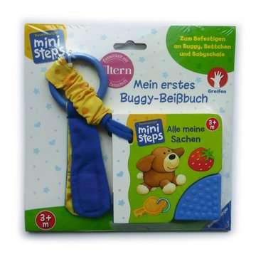 Mein erstes Buggy-Beißbuch: Alle meine Sachen Kinderbücher;Babybücher und Pappbilderbücher - Bild 2 - Ravensburger