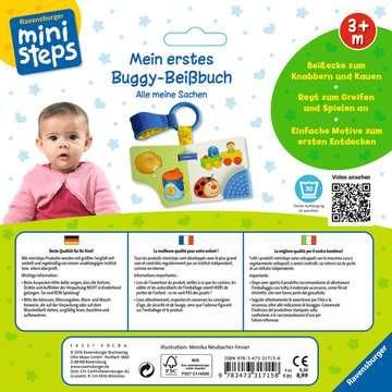 Mein erstes Buggy-Beißbuch: Alle meine Sachen Kinderbücher;Babybücher und Pappbilderbücher - Bild 3 - Ravensburger