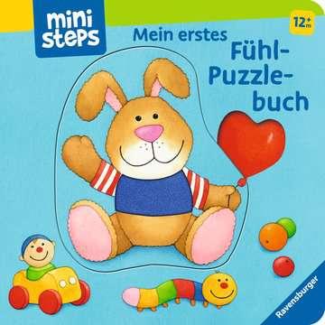 31717 Babybücher und Pappbilderbücher Mein erstes Fühl-Puzzlebuch von Ravensburger 1