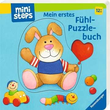 31717 Babybücher und Pappbilderbücher Mein erstes Fühl-Puzzlebuch von Ravensburger 2