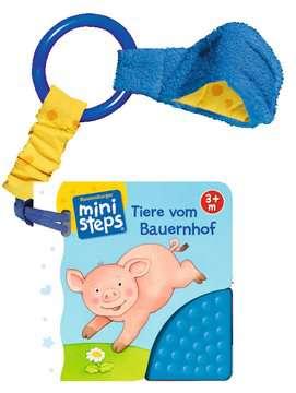 Mein erstes Buggy-Beißbuch: Tiere vom Bauernhof Kinderbücher;Babybücher und Pappbilderbücher - Bild 1 - Ravensburger