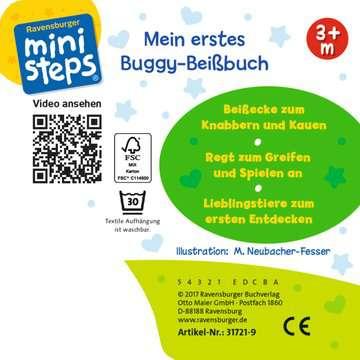 Mein erstes Buggy-Beißbuch: Tiere vom Bauernhof Kinderbücher;Babybücher und Pappbilderbücher - Bild 2 - Ravensburger