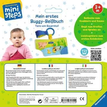Mein erstes Buggy-Beißbuch: Tiere vom Bauernhof Kinderbücher;Babybücher und Pappbilderbücher - Bild 5 - Ravensburger