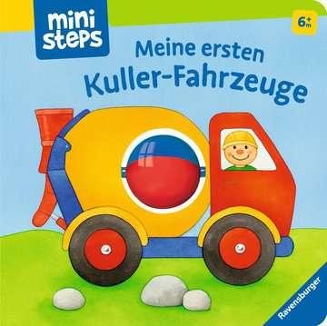 Meine ersten Kuller-Fahrzeuge Kinderbücher;Babybücher und Pappbilderbücher - Bild 1 - Ravensburger