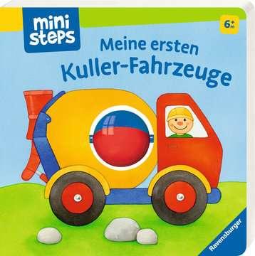 Meine ersten Kuller-Fahrzeuge Kinderbücher;Babybücher und Pappbilderbücher - Bild 2 - Ravensburger