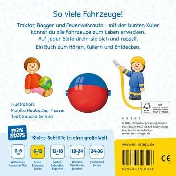 Meine ersten Kuller-Fahrzeuge Kinderbücher;Babybücher und Pappbilderbücher - Bild 3 - Ravensburger