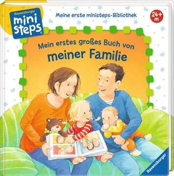 Mein erstes großes Buch von meiner Familie Baby und Kleinkind;Bücher - Bild 2 - Ravensburger