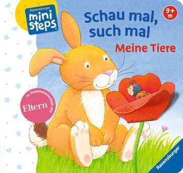 31725 Babybücher und Pappbilderbücher Schau mal, such mal: Meine Tiere von Ravensburger 1