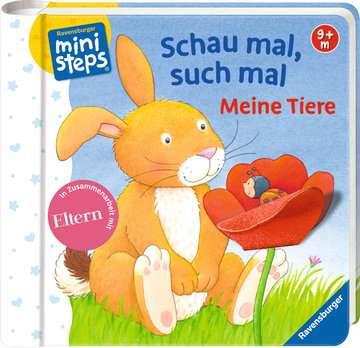 31725 Babybücher und Pappbilderbücher Schau mal, such mal: Meine Tiere von Ravensburger 2