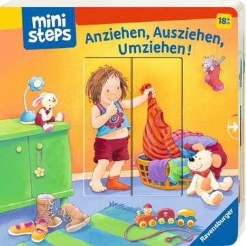 31731 Babybücher und Pappbilderbücher Anziehen, Ausziehen, Umziehen! von Ravensburger 2
