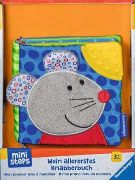 Mein allererstes Knabberbuch Kinderbücher;Babybücher und Pappbilderbücher - Bild 1 - Ravensburger