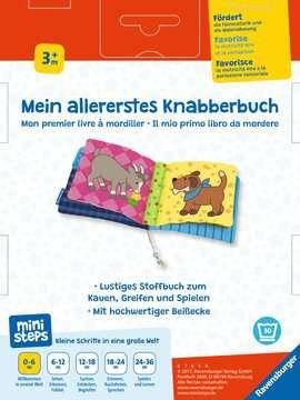 31732 Babybücher und Pappbilderbücher Mein allererstes Knabberbuch von Ravensburger 3