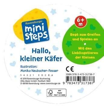 Hallo, kleiner Käfer Kinderbücher;Babybücher und Pappbilderbücher - Bild 3 - Ravensburger