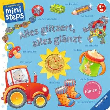 31743 Babybücher und Pappbilderbücher Alles glitzert, alles glänzt von Ravensburger 1