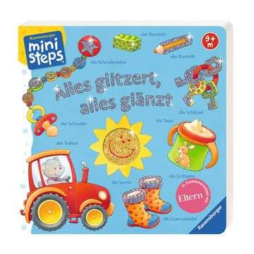 31743 Babybücher und Pappbilderbücher Alles glitzert, alles glänzt von Ravensburger 2