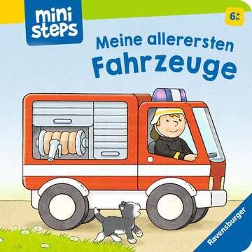 31744 Babybücher und Pappbilderbücher Meine allerersten Fahrzeuge von Ravensburger 1