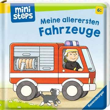31744 Babybücher und Pappbilderbücher Meine allerersten Fahrzeuge von Ravensburger 2
