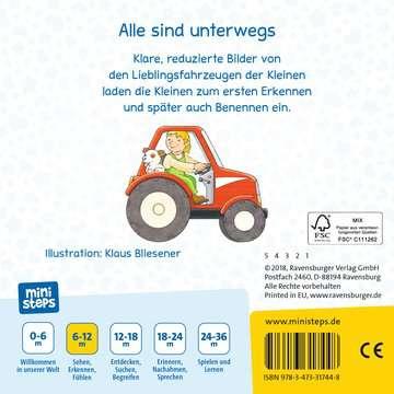 31744 Babybücher und Pappbilderbücher Meine allerersten Fahrzeuge von Ravensburger 3