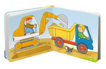 31744 Babybücher und Pappbilderbücher Meine allerersten Fahrzeuge von Ravensburger 4