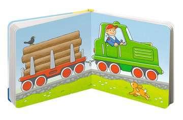 31744 Babybücher und Pappbilderbücher Meine allerersten Fahrzeuge von Ravensburger 5