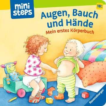 31746 Babybücher und Pappbilderbücher Augen, Bauch und Hände von Ravensburger 1