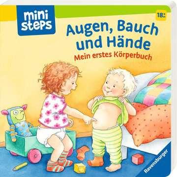 31746 Babybücher und Pappbilderbücher Augen, Bauch und Hände von Ravensburger 2