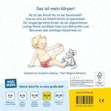 Augen, Bauch und Hände Kinderbücher;Babybücher und Pappbilderbücher - Bild 3 - Ravensburger