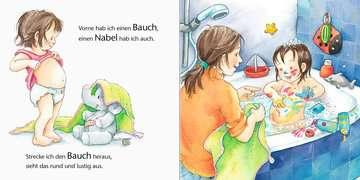 31746 Babybücher und Pappbilderbücher Augen, Bauch und Hände von Ravensburger 4