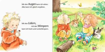 31746 Babybücher und Pappbilderbücher Augen, Bauch und Hände von Ravensburger 5
