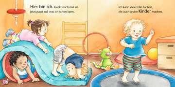 31746 Babybücher und Pappbilderbücher Augen, Bauch und Hände von Ravensburger 6