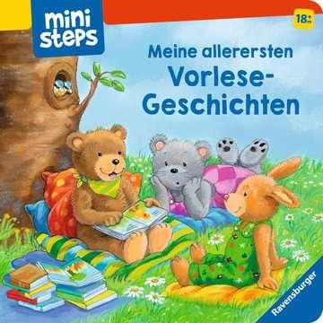 Meine allerersten Vorlesegeschichten Kinderbücher;Babybücher und Pappbilderbücher - Bild 1 - Ravensburger