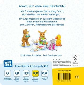 31747 Babybücher und Pappbilderbücher Meine allerersten Vorlesegeschichten von Ravensburger 3