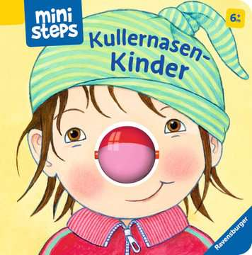 31749 Babybücher und Pappbilderbücher Kullernasen-Kinder von Ravensburger 1
