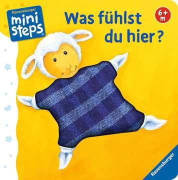 Was fühlst du hier? Kinderbücher;Babybücher und Pappbilderbücher - Bild 1 - Ravensburger