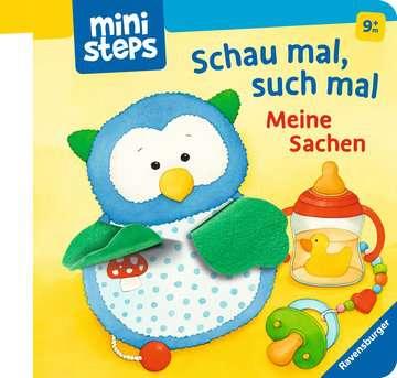 31757 Babybücher und Pappbilderbücher Schau mal, such mal: Meine Sachen von Ravensburger 1