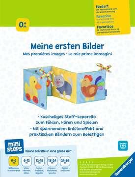 31760 Babybücher und Pappbilderbücher Meine ersten Bilder (Stoff-Leporello) von Ravensburger 3