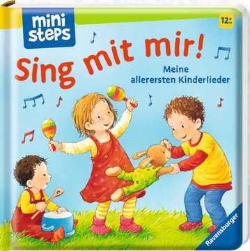 Sing mit mir! Meine allerersten Kinderlieder Kinderbücher;Babybücher und Pappbilderbücher - Bild 2 - Ravensburger