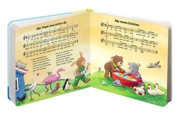 Sing mit mir! Meine allerersten Kinderlieder Kinderbücher;Babybücher und Pappbilderbücher - Bild 4 - Ravensburger