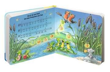 Sing mit mir! Meine allerersten Kinderlieder Kinderbücher;Babybücher und Pappbilderbücher - Bild 5 - Ravensburger