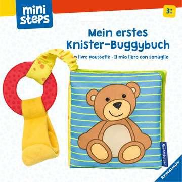 31766 Babybücher und Pappbilderbücher Mein erstes Knister-Buggybuch von Ravensburger 1