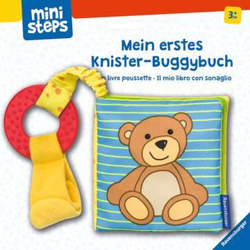 31766 Babybücher und Pappbilderbücher Mein erstes Knister-Buggybuch von Ravensburger 2