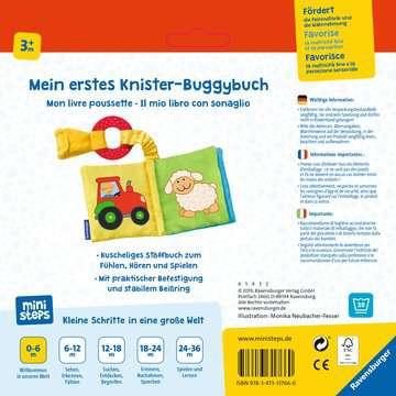 31766 Babybücher und Pappbilderbücher Mein erstes Knister-Buggybuch von Ravensburger 3