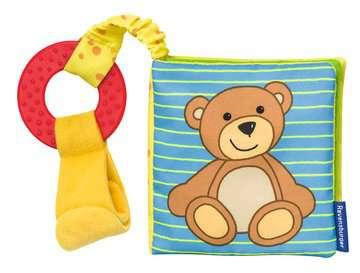 31766 Babybücher und Pappbilderbücher Mein erstes Knister-Buggybuch von Ravensburger 5